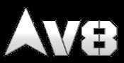 AV8 Air Charter Pick logo